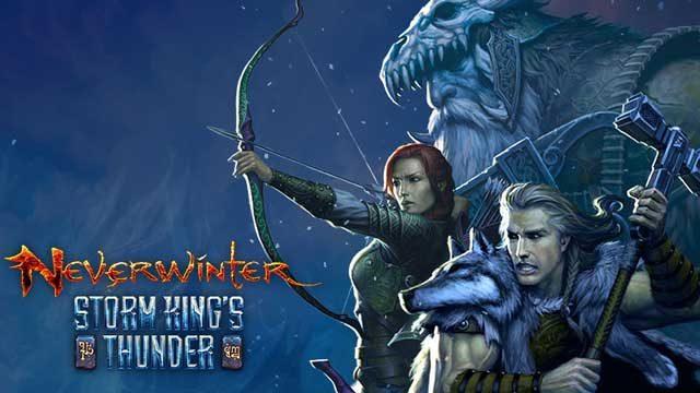 Neverwinter: Storm King's Thunder Chega em 18 de Outubro