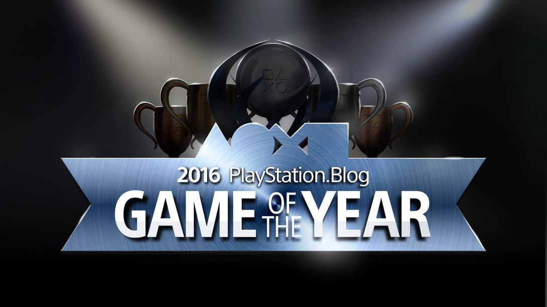Vote Agora: Prêmio Game of the Year 2016 do PlayStation.Blog