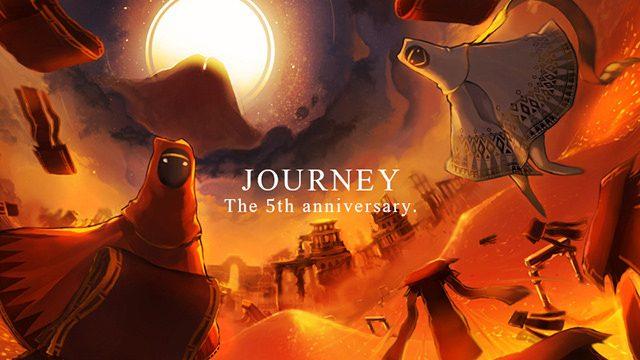 Journey: Um Legado de Aventura, Criação e Amizade