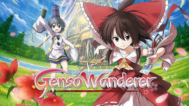 Touhou Genso Wanderer Chega ao PS4 e PS Vita Amanhã, Detalhes sobre o DLC