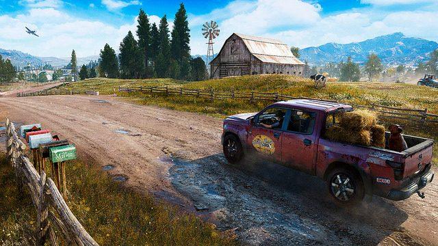 Far Cry 5 – O Que Te Espera no Condado de Hope, Montana