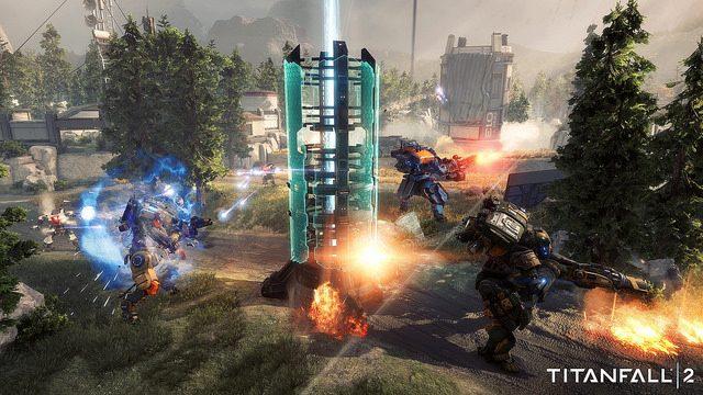 Titanfall 2: Operação Escudo da Fronteira Chega Amanhã