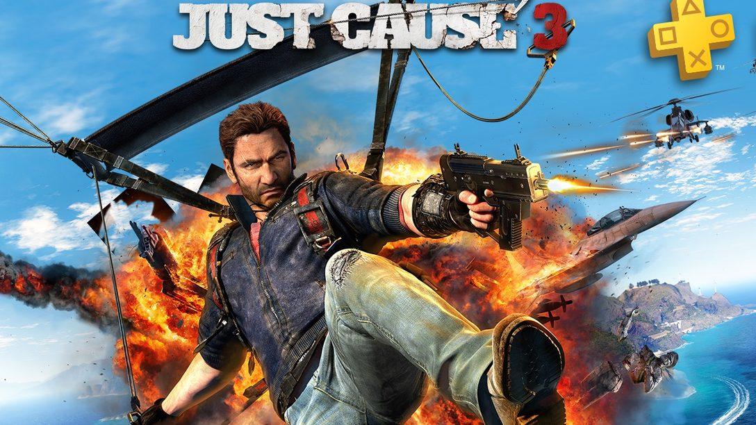 PlayStation Plus: Uma Prévia dos Títulos de PS4 para Setembro de 2017 para Assinantes no Brasil