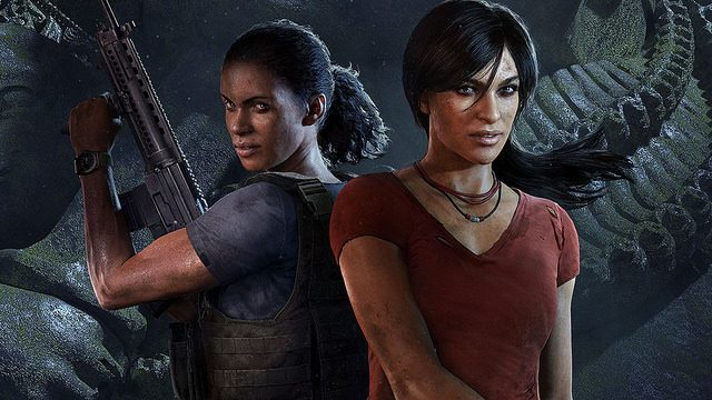Uncharted: The Lost Legacy Chegou para PS4