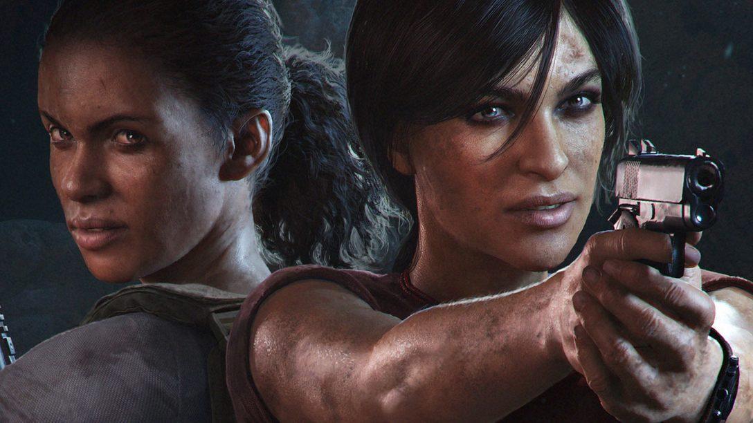 Como Uncharted: The Lost Legacy está redefinindo a abordagem narrativa da série