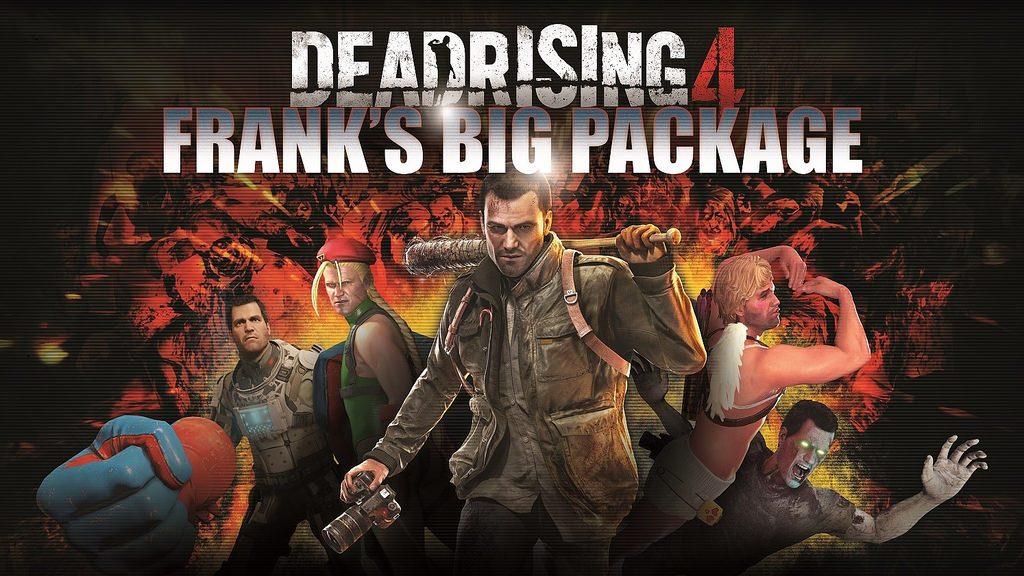 Dead Rising 4: Frank's Big Package Chega ao PlayStation 4 em 5 de Dezembro