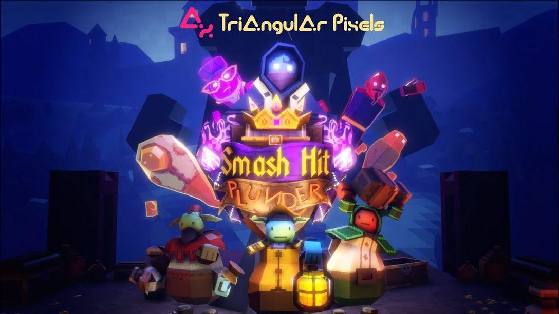 Smash Hit Plunder para PS VR: Invada um Castelo Assombrado em Busca de Dinheiro Com ou Contra Amigos