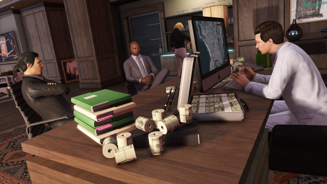 394ead391 O Criminal Enterprise Starter Pack para GTA Online – PlayStation.Blog BR