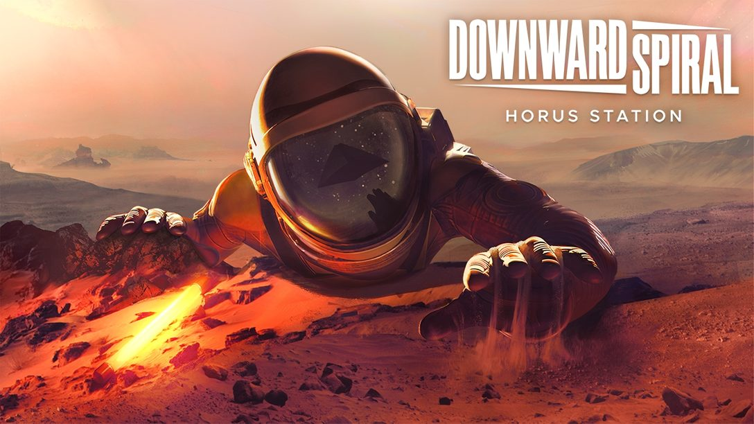 Apresentando Downward Spiral: Horus Station, Disponível Este Ano para PS4