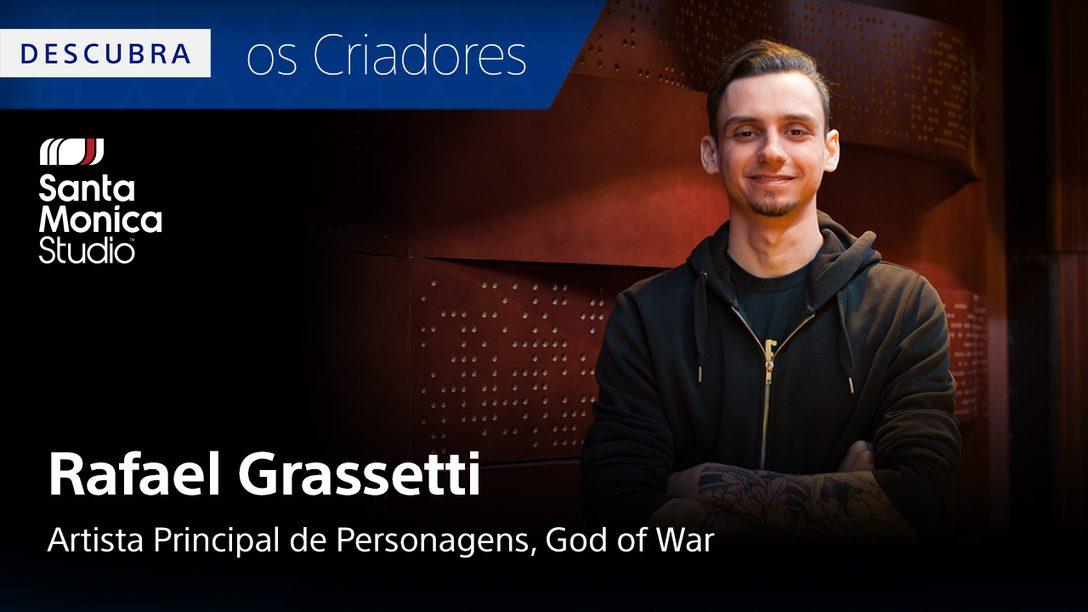 Descubra os Criadores: Jogos de PlayStation Favoritos de Rafael Grassetti