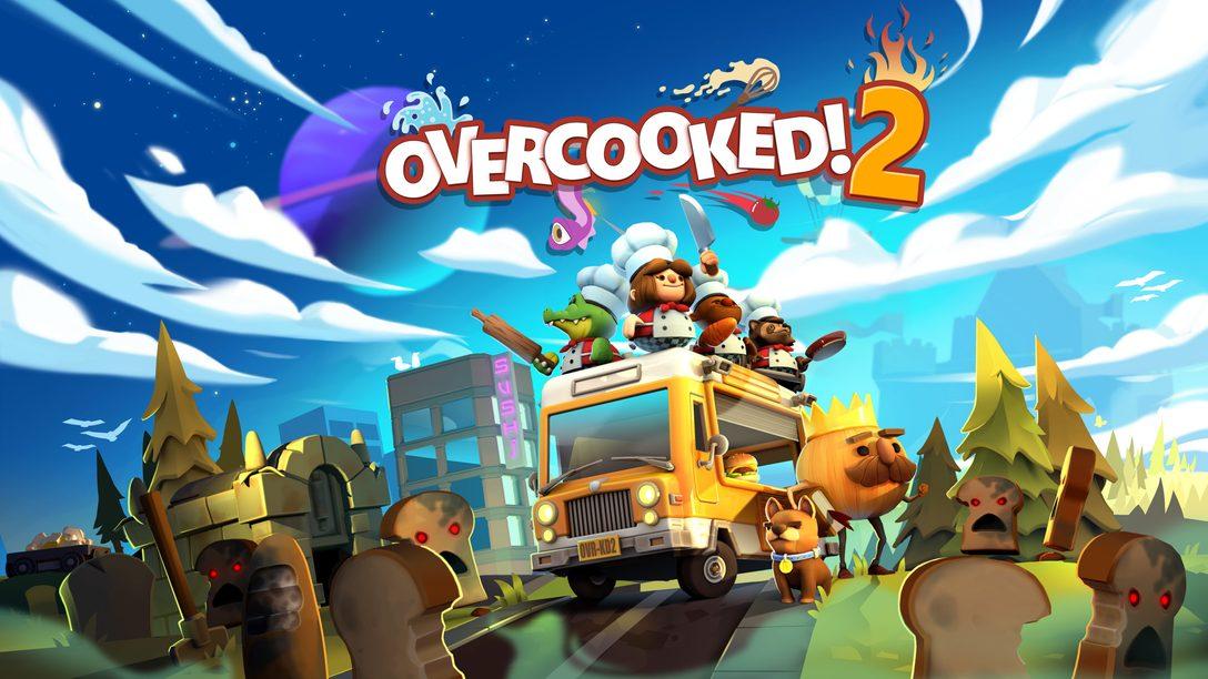 5 Motivos para Retornar ao Onion Kingdom em Overcooked! 2, Chegando em 7 de Agosto