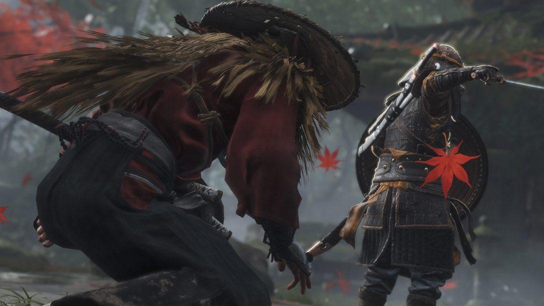 A Sucker Punch Nos Mostra O Trailer da E3 de Ghost of Tsushima