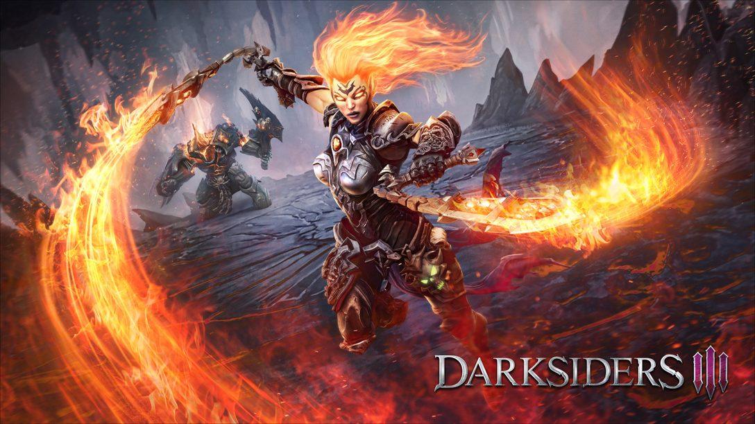 Atualização de Darksiders: Detalhes sobre Fury Revelados