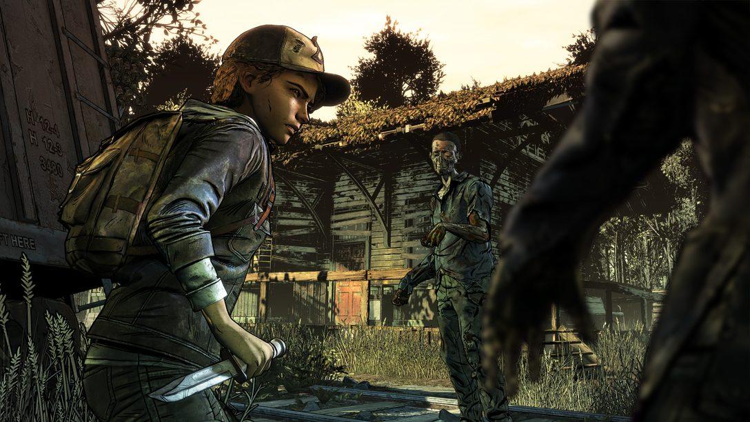 Como a Telltale Encontrou a História para The Walking Dead: The Final Season