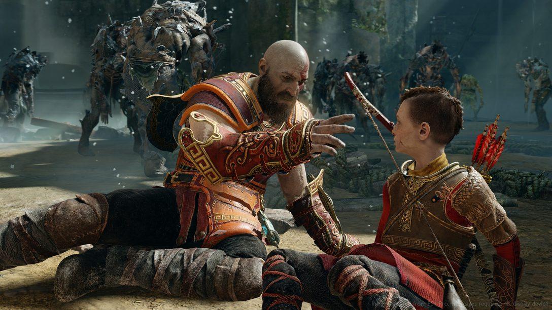 God of War New Game Plus Chega Hoje, Melhores Motivos Para Jogar