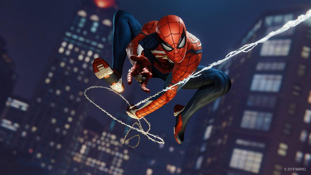 Marvel's Spider-Man – Conteúdo Pós Lançamento Revelado