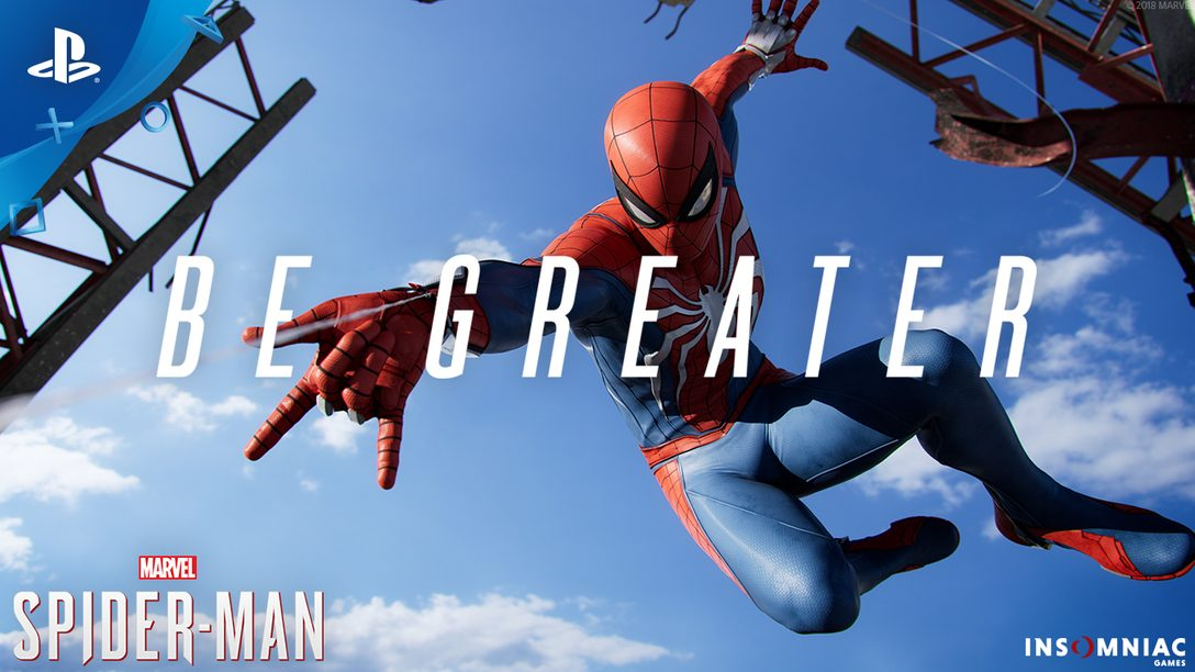 Marvel's Spider-Man Chega às Lojas!
