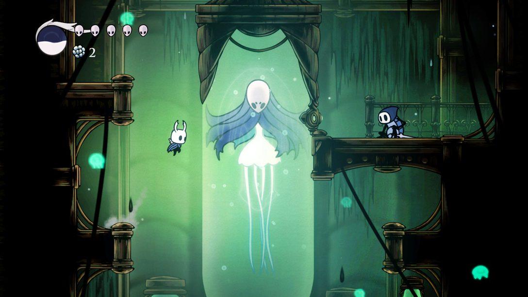 Hollow Knight: Voidheart Edition Voa Até o PS4 em 25 de Setembro