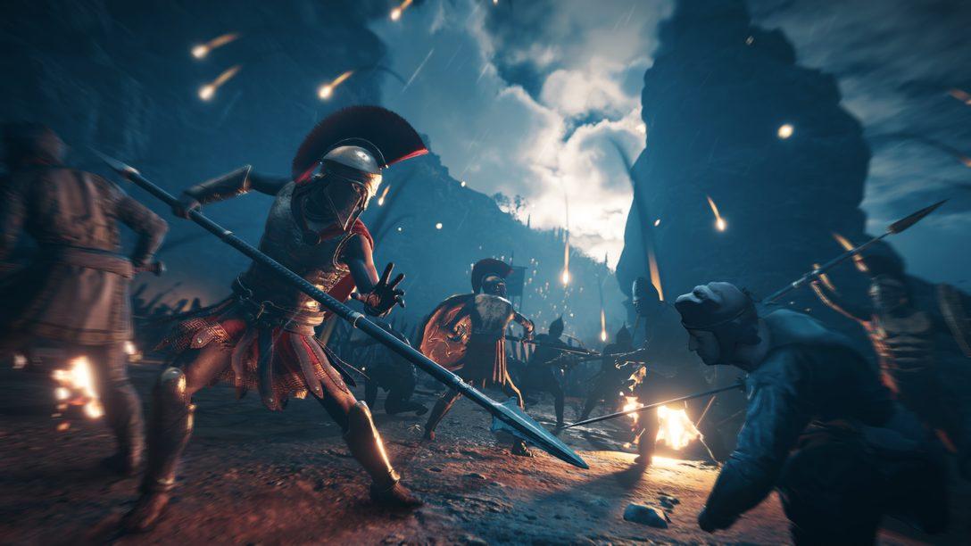 Assassin's Creed Odyssey: Detalhes Pós Lançamento Revelados
