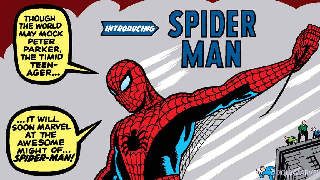 Bastidores de Marvel's Spider-Man: Os Quadrinhos que Inspiraram o Jogo