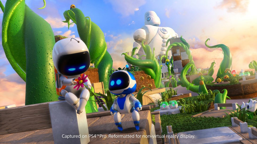 Papo Com Desenvolvedores: Astro Bot Rescue Mission