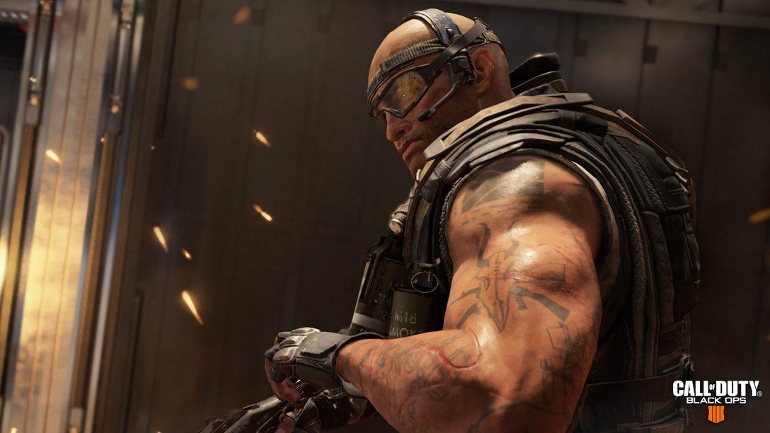 Primeiros Detalhes Pós Lançamento de Call of Duty: Black Ops 4 Revelados, Jogue Primeiro no PS4