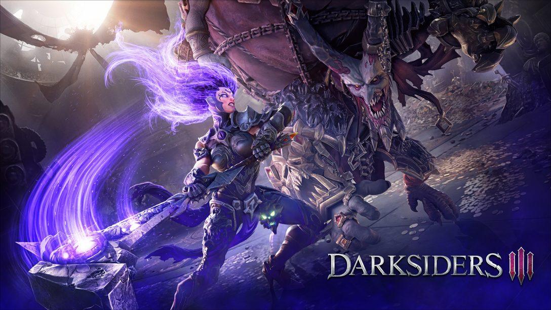 Darksiders III: Como Fury Redefine A Progressão de Jogador