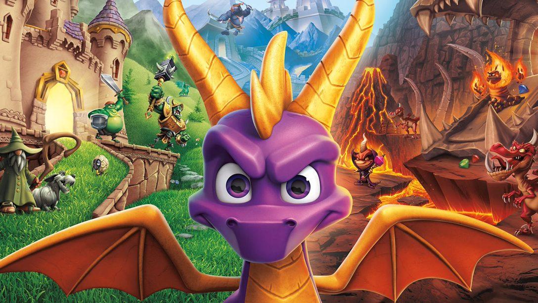 Refazendo os Favoritos dos Fãs: Como os Desenvolvedores Ressuscitaram Crash, MediEvil, Resident Evil 2, e Spyro Para o PS4