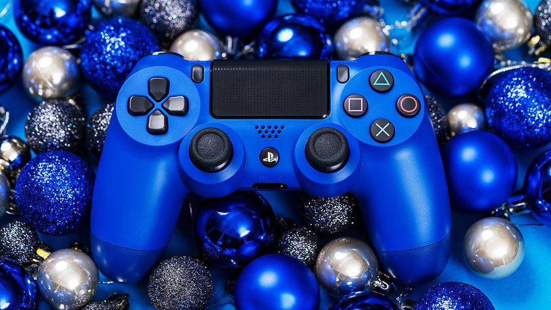 Boas Festas da Equipe PlayStation.Blog e Amigos