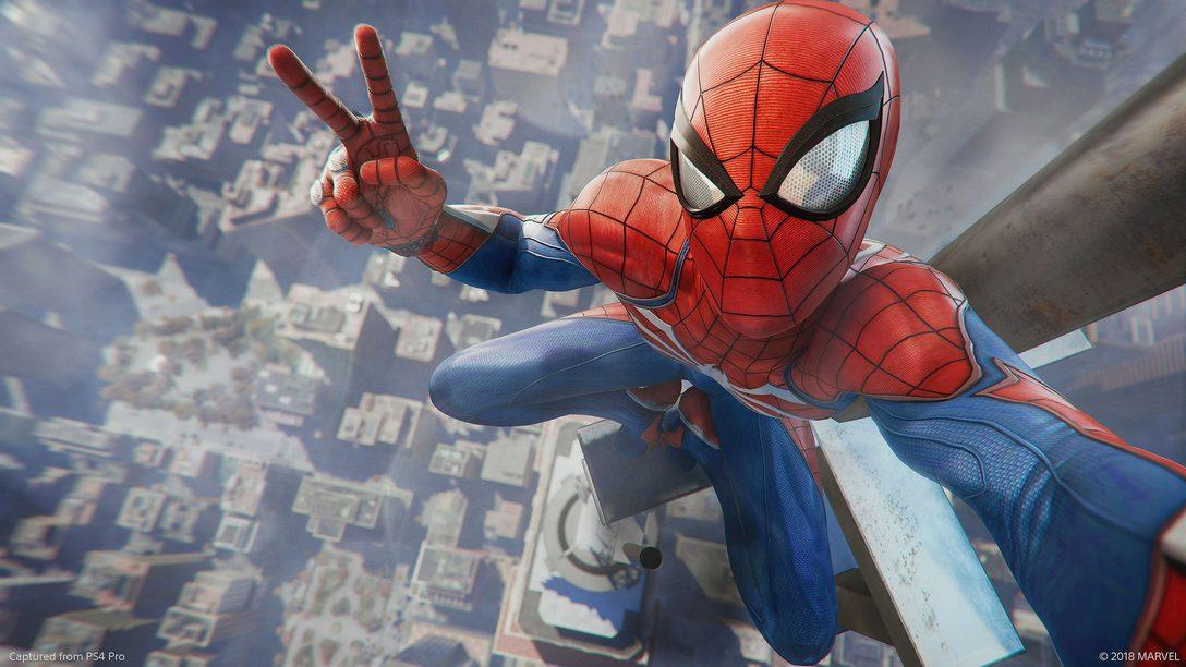 Escolha dos Editores: Por Que Marvel's Spider-Man é Um dos Melhores Jogos de 2018