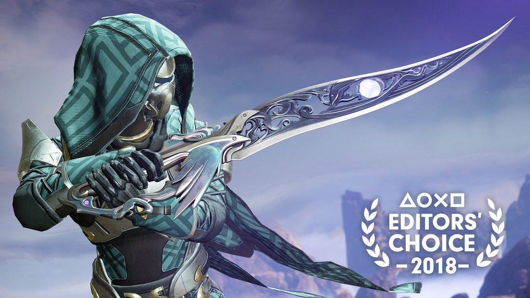 Escolha do Editor: Por que Destiny 2: Forsaken é um dos Melhores Jogos de 2018
