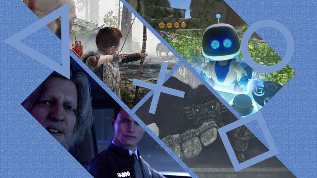 Desenvolvedores PlayStation Escolhem seus Momentos PS4 Favoritos de 2018