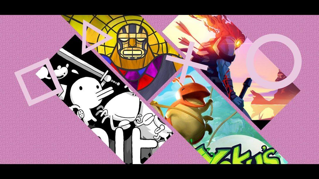 Os Melhores Jogos PS4 de 2018 que Talvez Você Ainda Não Conheça