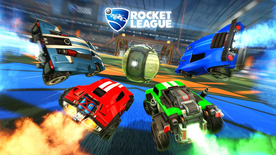 Cross-Play Completo de Rocket League Disponível