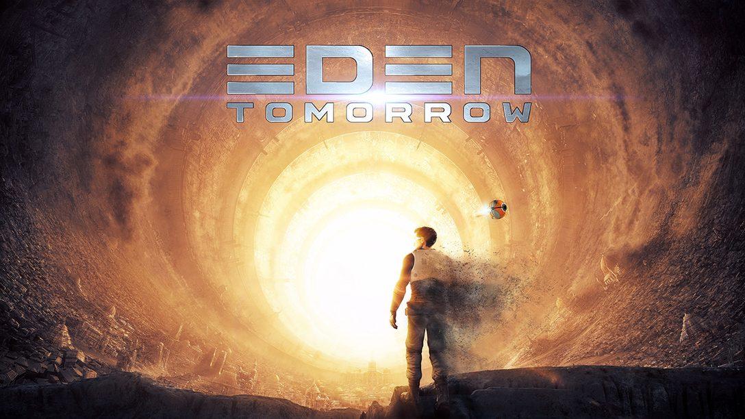 A Aventura Sci-fi Eden-Tomorrow Recebe Demo Gratuita para PS VR Hoje