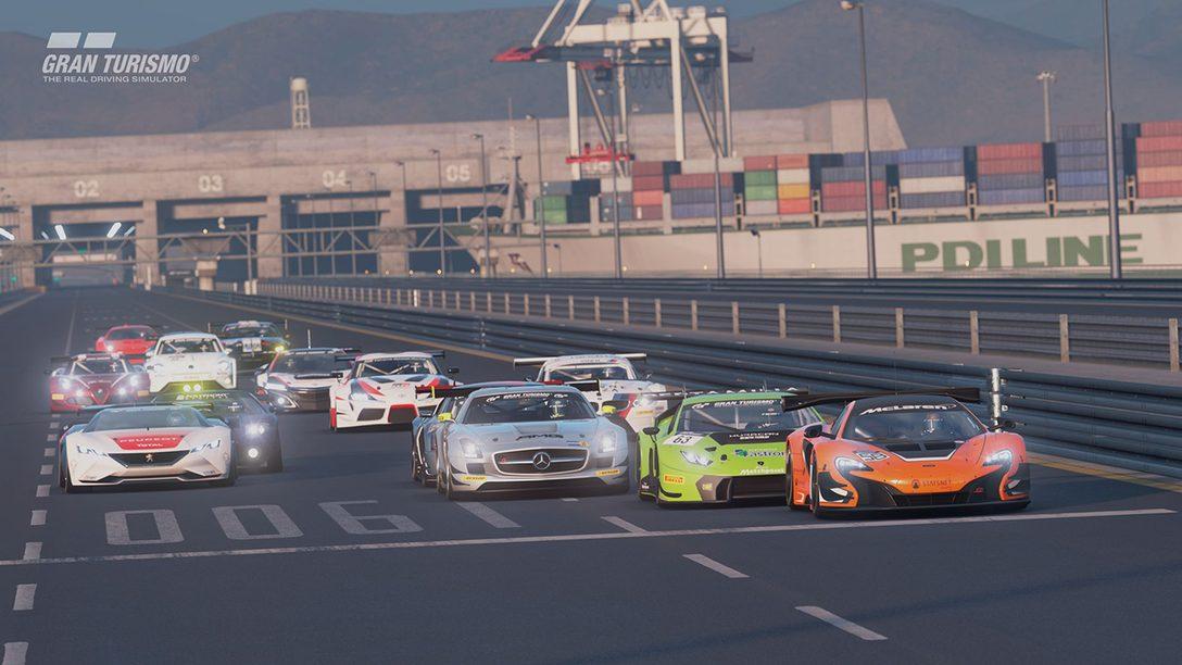 GT Sport Traz Special Stage Route X e 8 Novos Carros, Disponíveis Amanhã