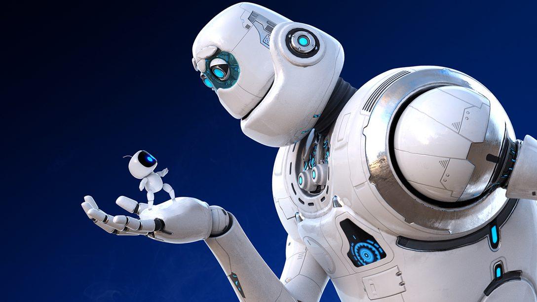 Por Dentro da Arte e Animação de Astro Bot Rescue Mission