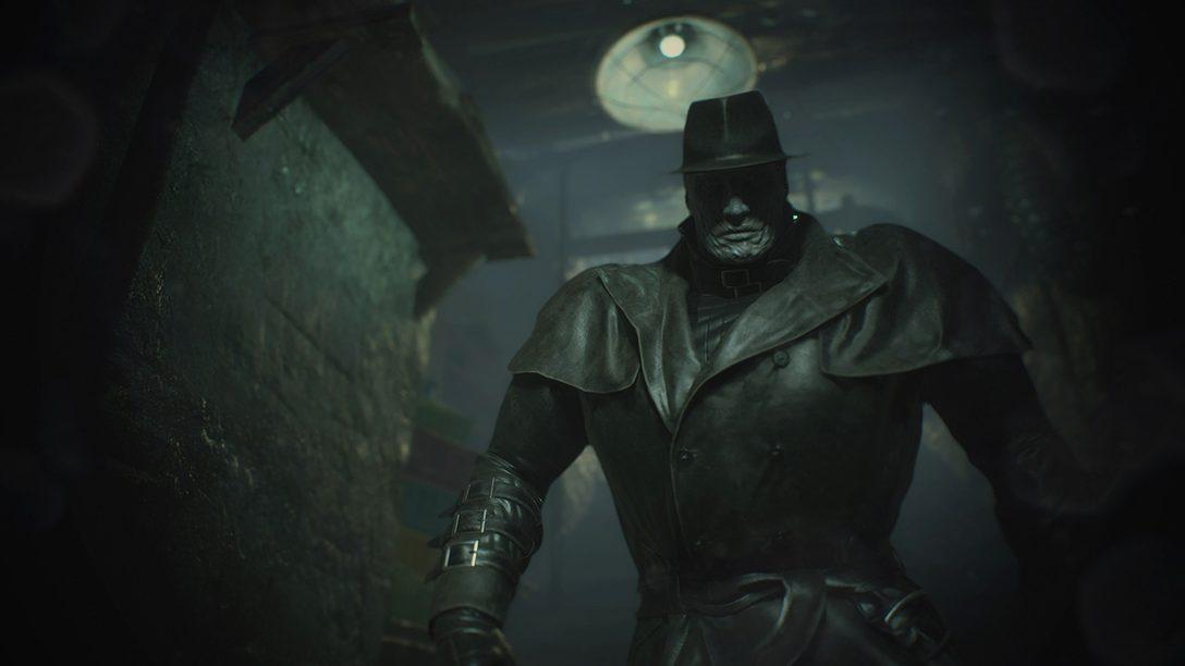 Resident Evil 2 Chega Hoje e a Capcom nos Fala Sobre o Temível Tyrant