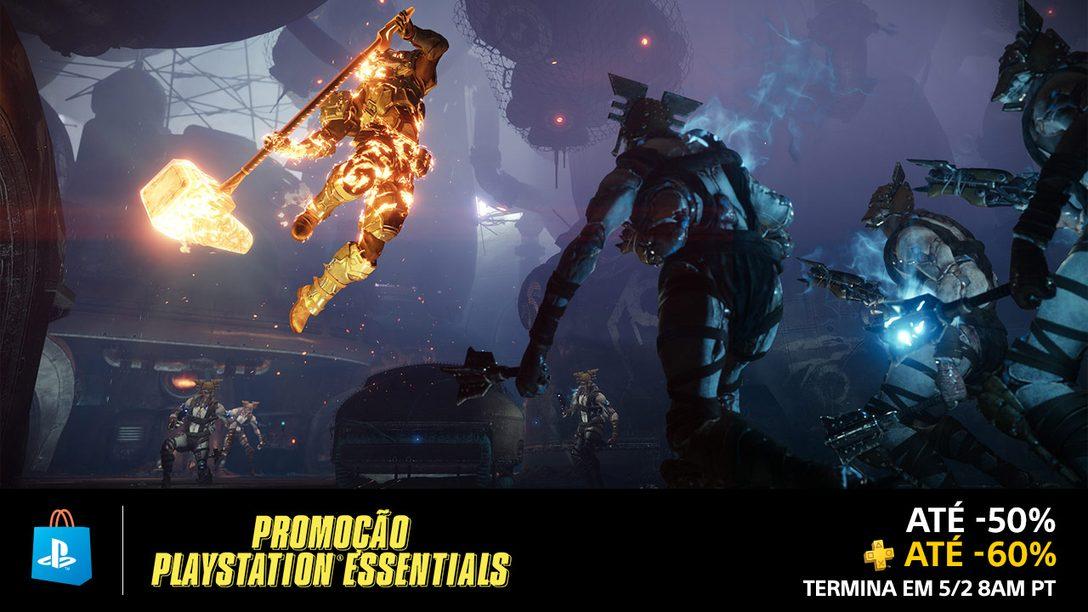 A Promoção PlayStation Essentials da PS Store Começa Hoje