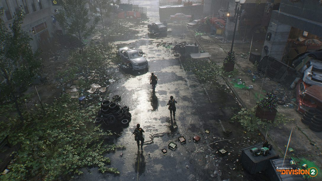 The Division 2: A Construção e Destruição de Uma Cidade