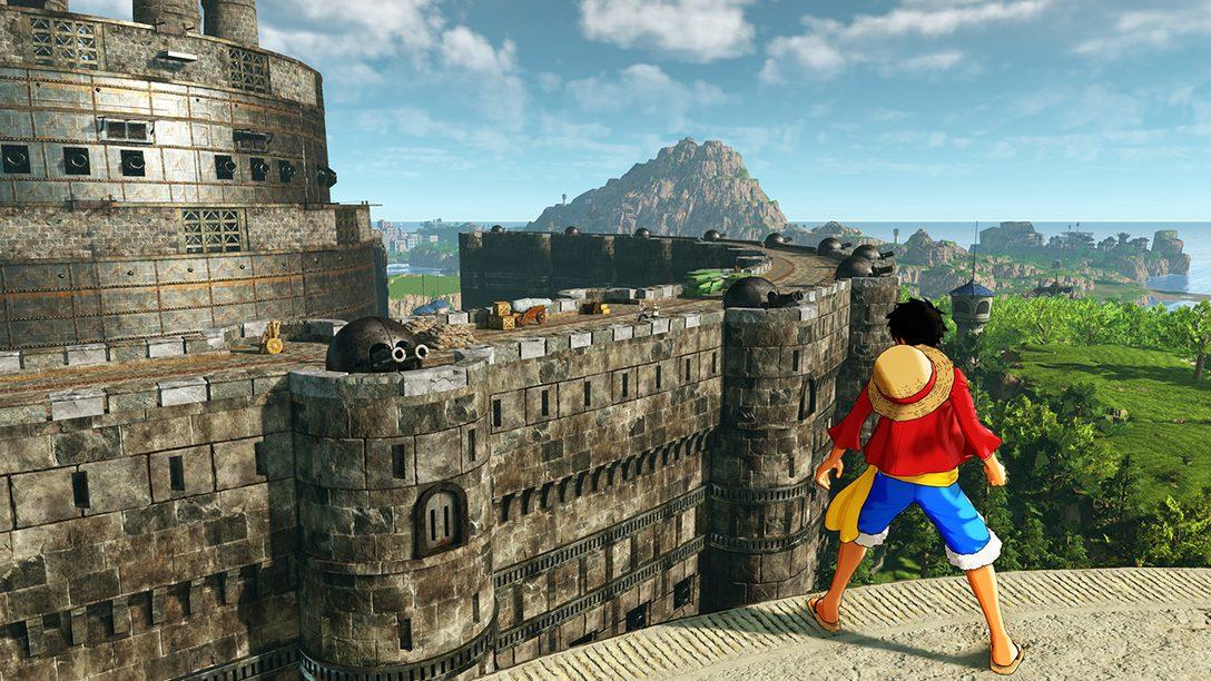 Uma Lenda dos Piratas Retorna! One Piece World Seeker Navega ao PS4 em 15 de Março