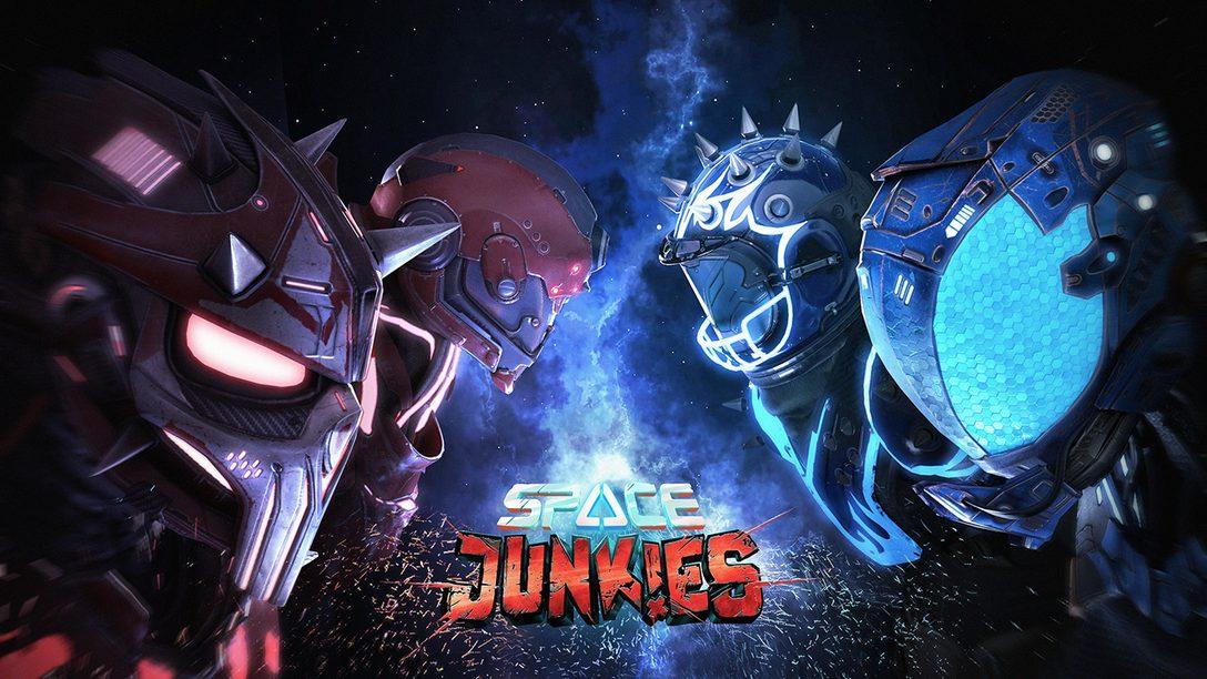 Space Junkies Entra em Beta Aberto Amanhã no PS VR