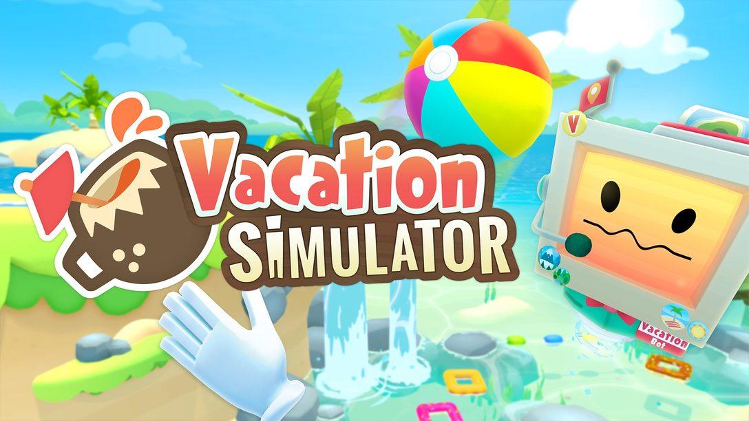 Vacation Simulator: Abraçando o Caos Com Jogabilidade Emergente