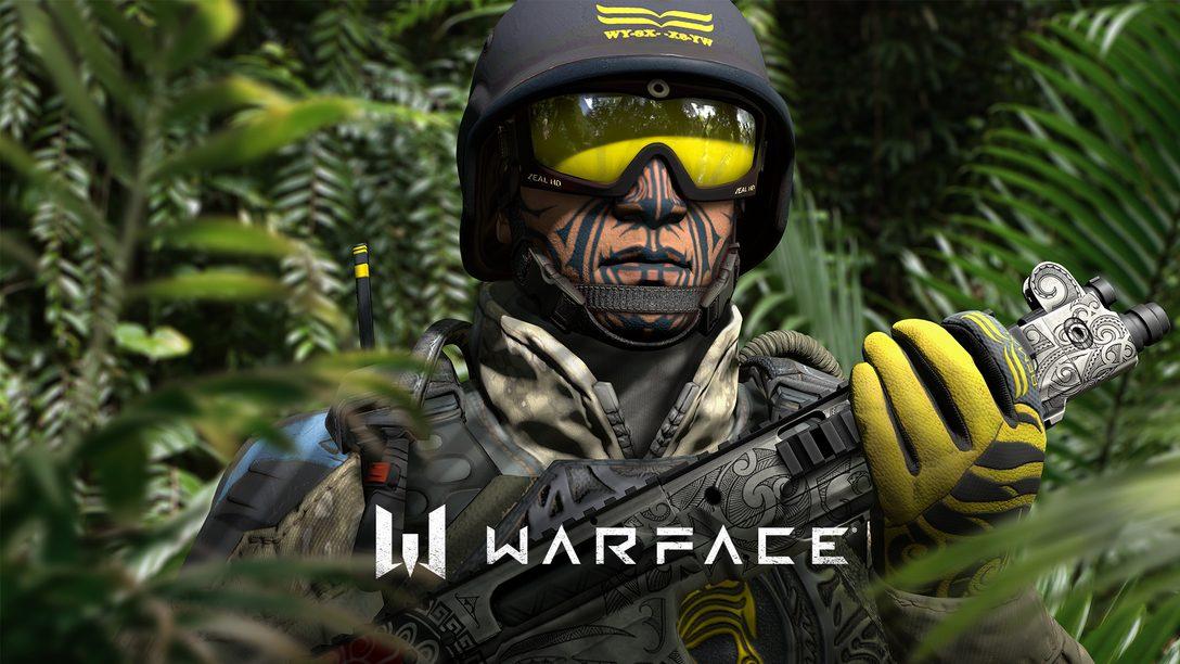 Atualização de Warface Apresenta Battle Pass e Sunrise Raid