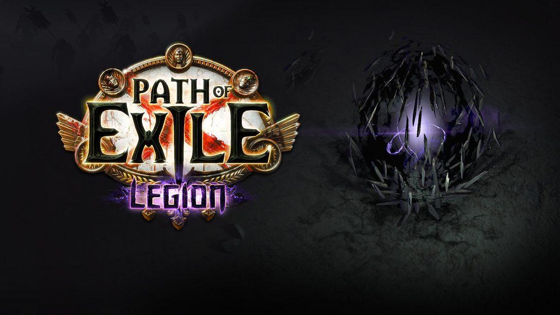 Path of Exile: Legion Chega em 10 de Junho