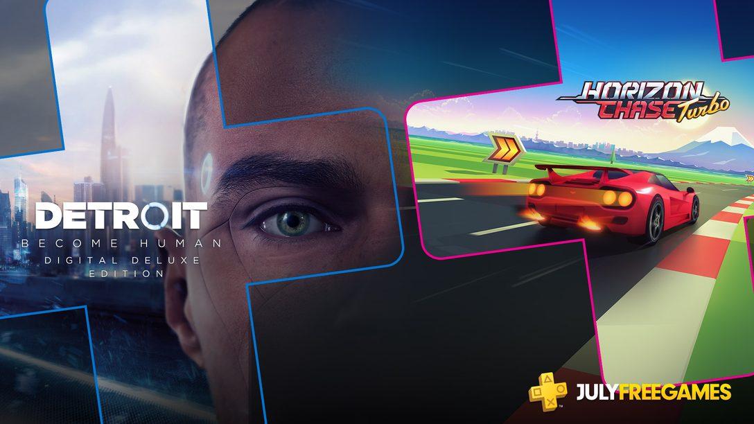 PlayStation Plus: Jogos Gratuitos de Julho