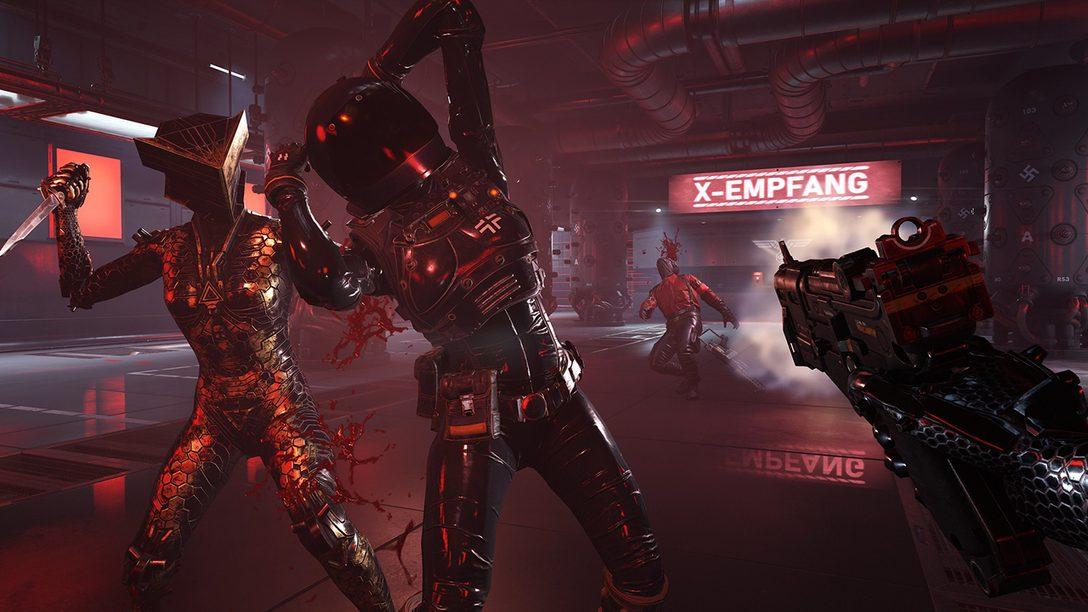O Co-op Torna a Ação Frenética de Wolfenstein: Youngblood Ainda Melhor