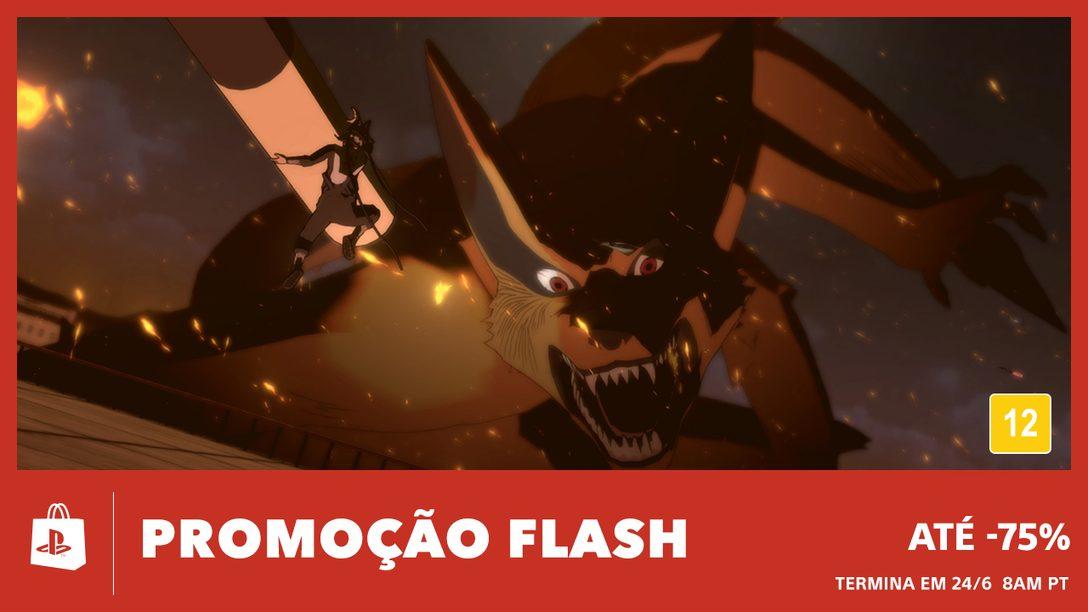 A Promoção Flash da PlayStation Store Começa Amanhã!