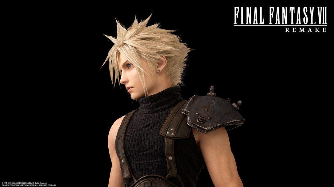 11 Coisas Novas Sobre Final Fantasy VII Remake que Descobrimos na Gamescom 2019