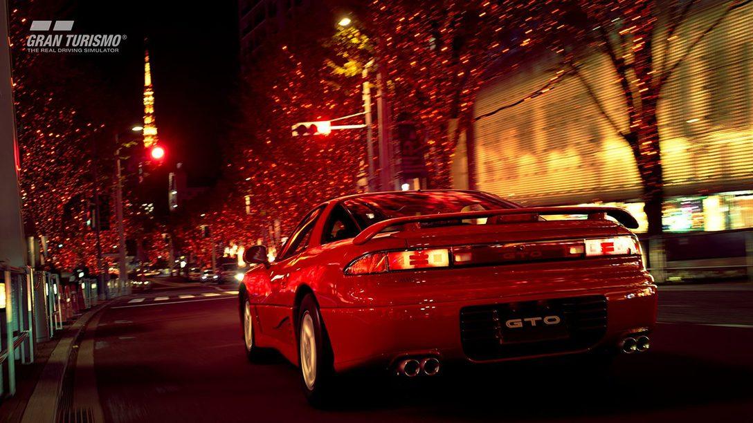 A Atualização 1.43 de GT Sport Traz Chuva e Carros Clássicos Japoneses